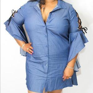 Dresses & Skirts - Labelle denim dress